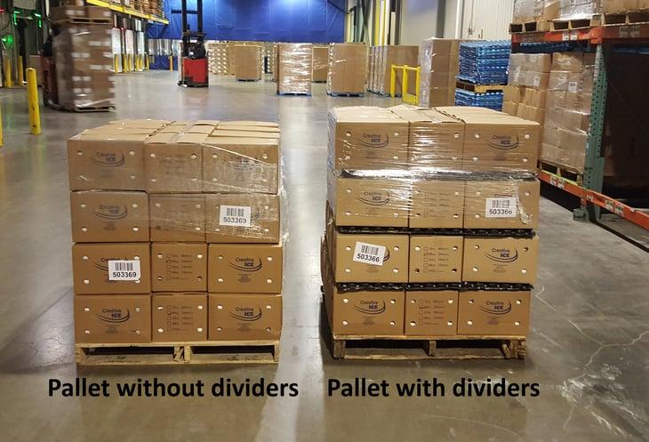 Pallet Dividers